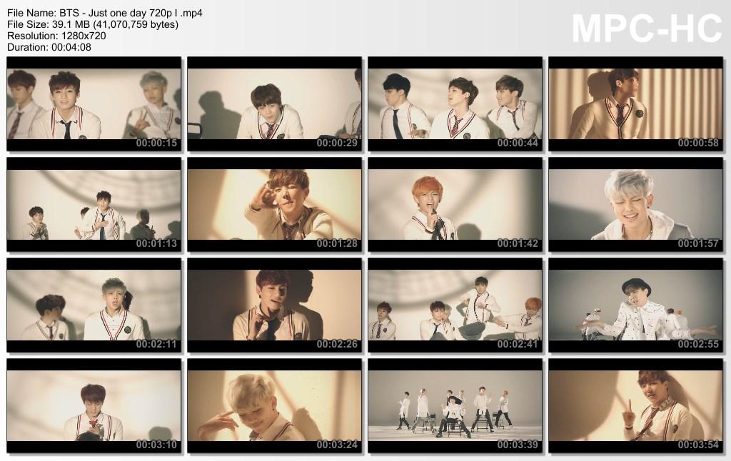 0tj8 bts   just one day 720p l .mp4 thumbs [2017.12.18 00.14.07] - دانلودموزیک ویدیو های BTS | ریلیز 2014